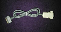 Palm III modem cable pic